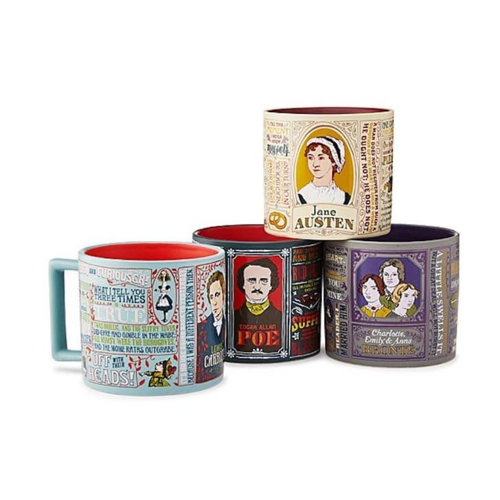 Uncommon Goods' literary mugs