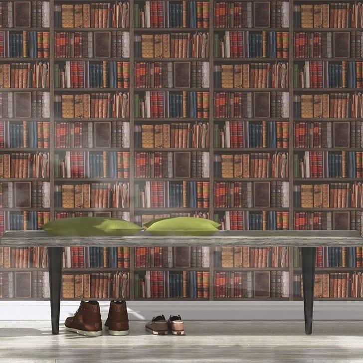 Rasch Library Books Wallpaper