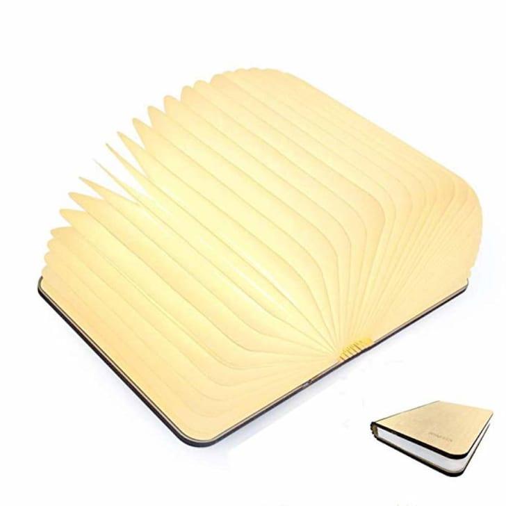 BOSQUEEN foldable book lamp
