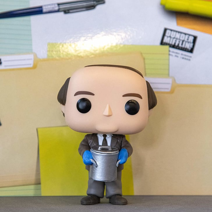 Kevin from The Office Funko Pop! doll.