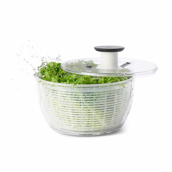 A salad spinner