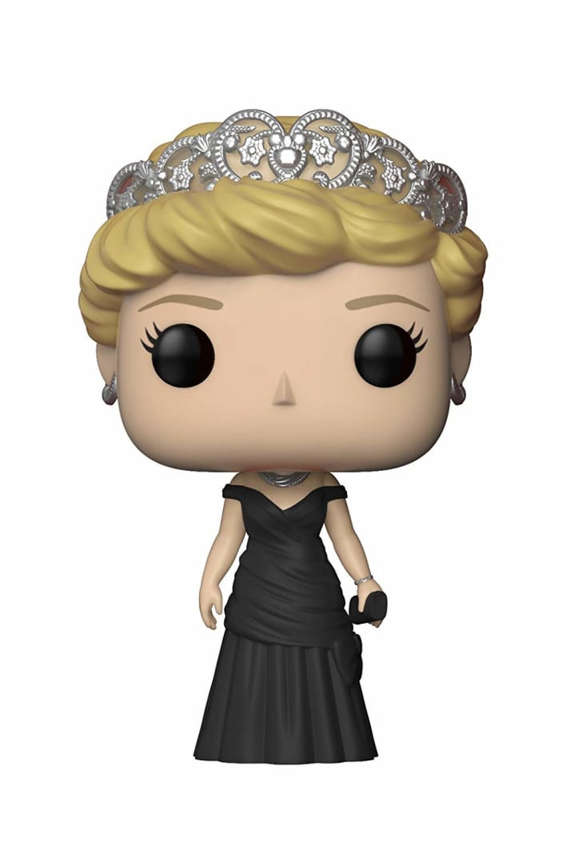 princess diana funko pop doll