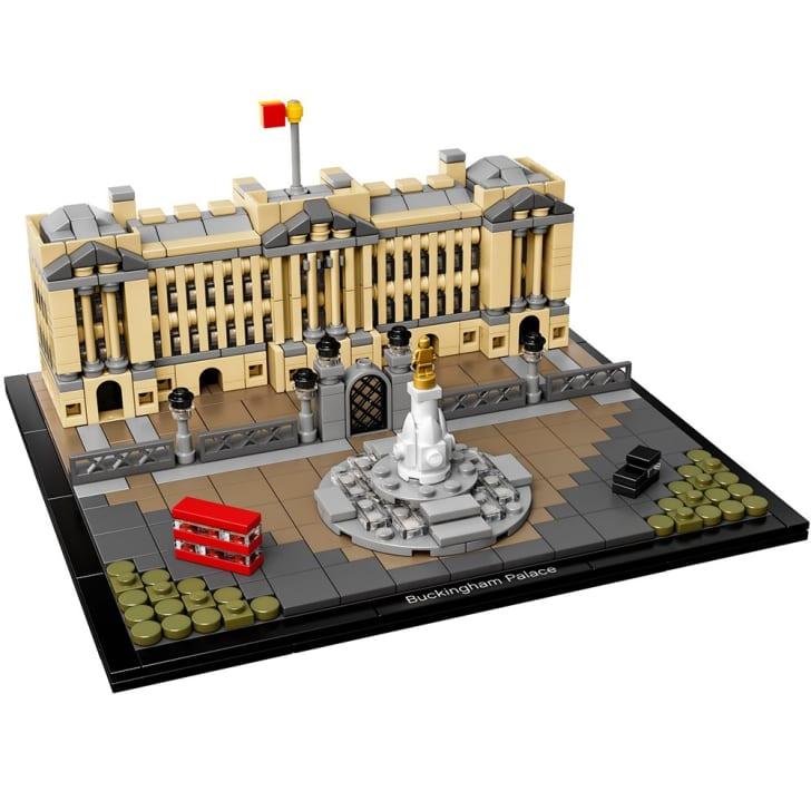 lego buckingham palace set