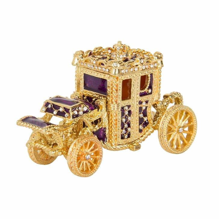 qifu royal carriage jewelry box
