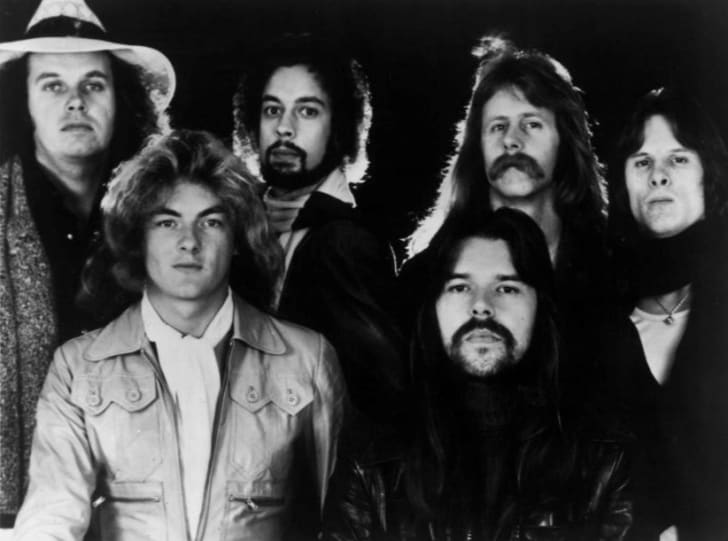 Photo of Bob Seger and the Silver Bullet Band.