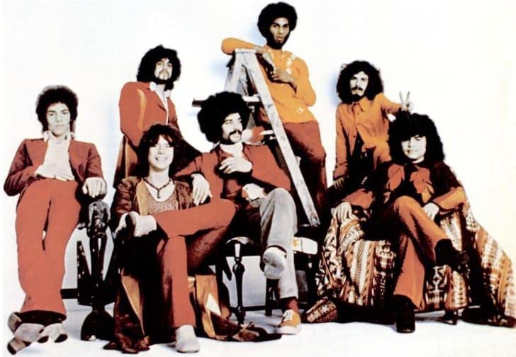 Trade ad for Santana's album Santana III