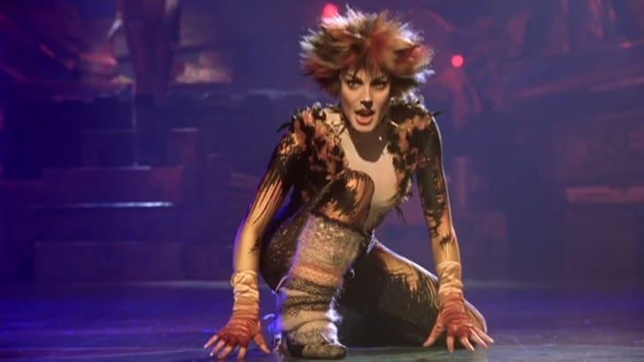 demeter in 1998's cats film