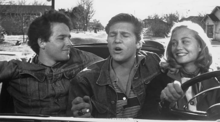 A still from 'The Last Picture Show' (1971)