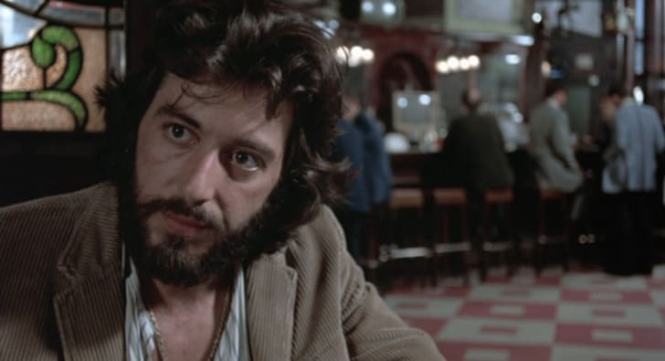 Al Pacino in Serpico (1973)