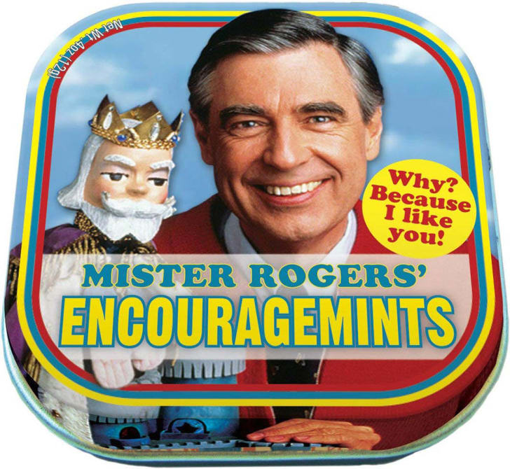 Mister Rogers Breath mints