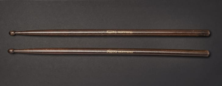 topper headon's drumsticks from the clash