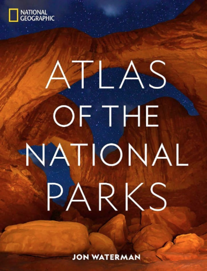 National Parks atlas
