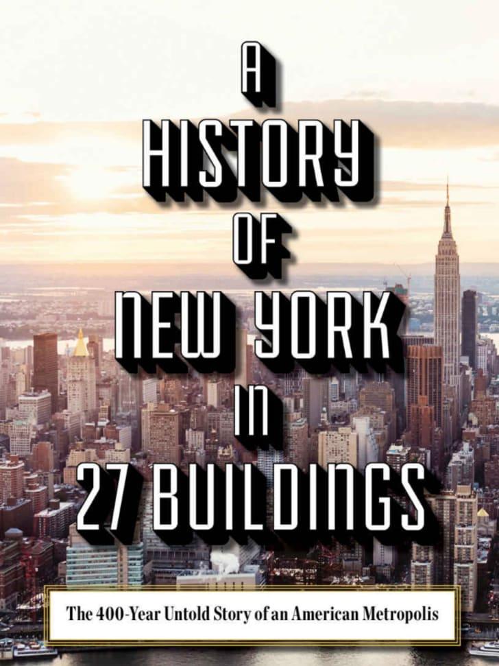 NYC buildings book
