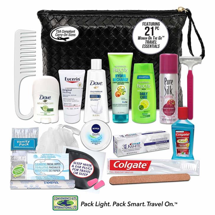 convenience travel kit
