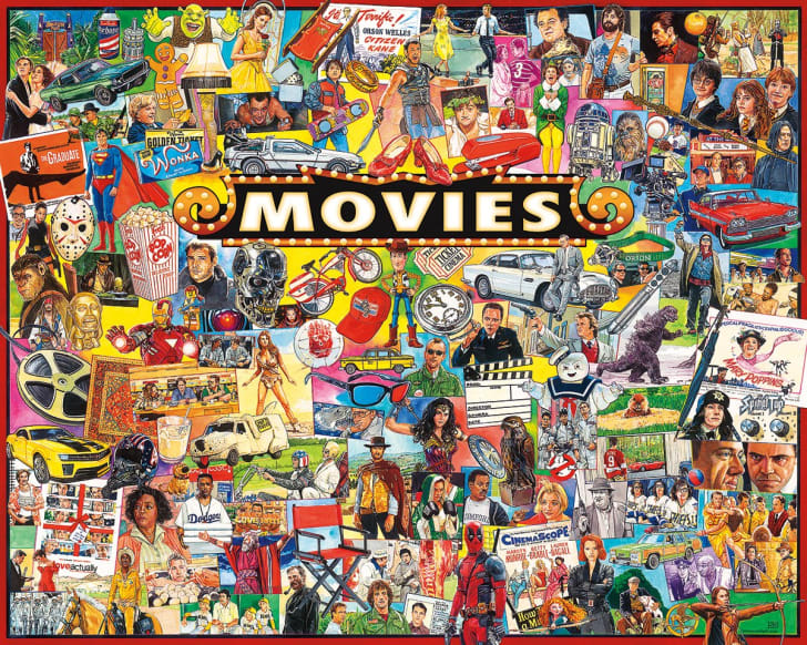 movie jigsaw puzzle