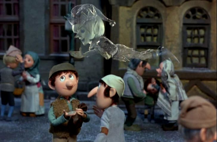 Scene from Jack Frost.