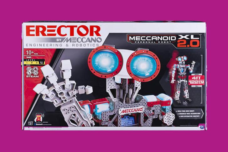 Erector Robot set
