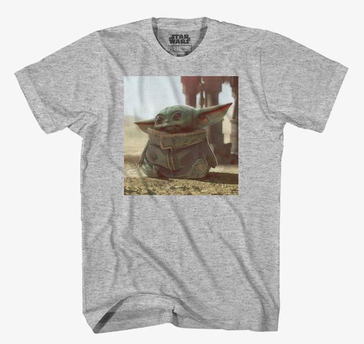 Baby Yoda t-shit