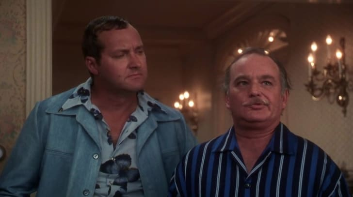 Randy Quaid and Brian Doyle-Murray in National Lampoon's Christmas Vacation (1989)
