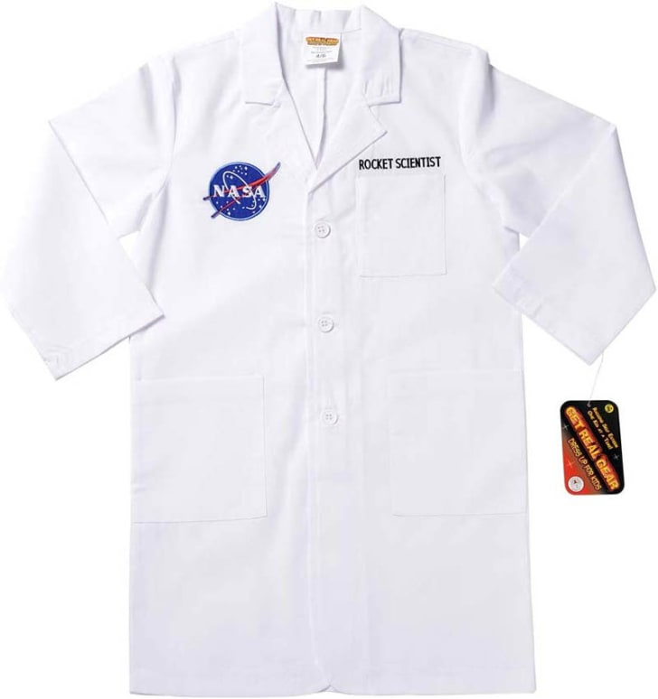 Jr. NASA coat
