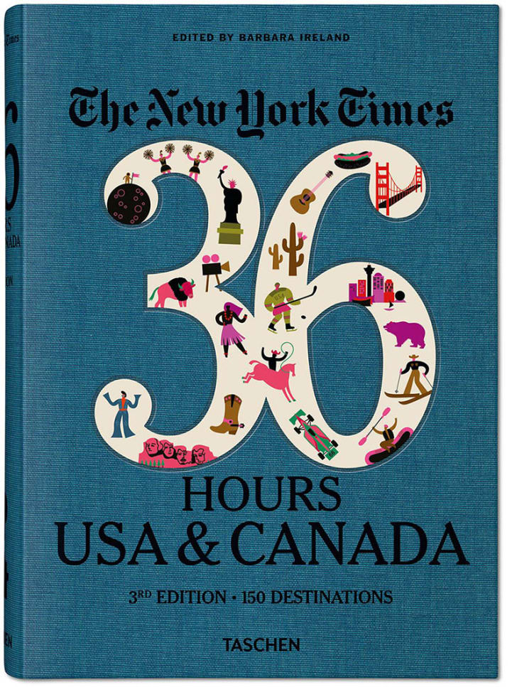 36 Hours: USA & Canda from the New York Times
