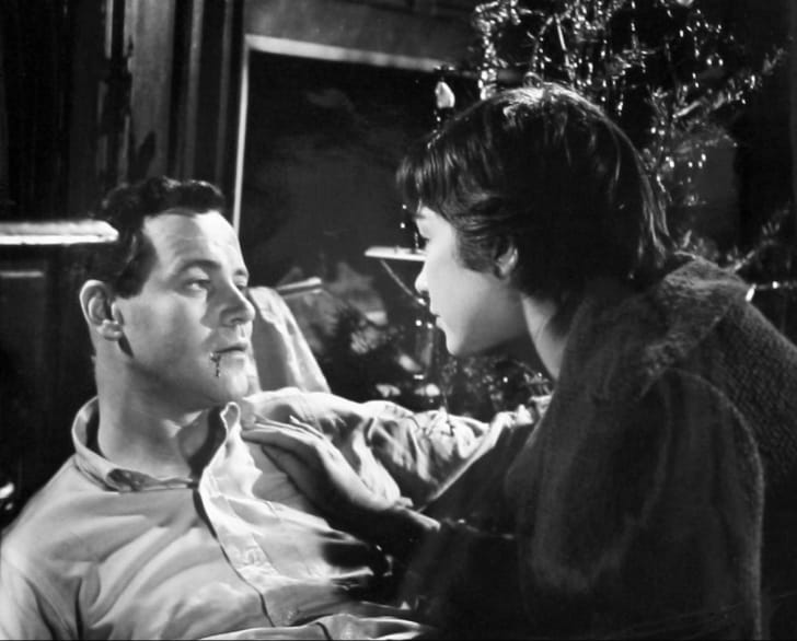 Jack Lemmon and Shirley MacLaine in 'The Apartment' (1960)