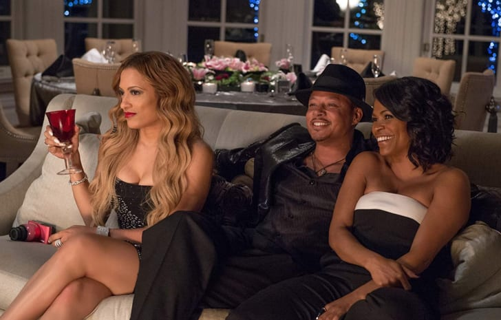Nia Long, Terrence Howard, and Melissa De Sousa in The Best Man Holiday (2013)