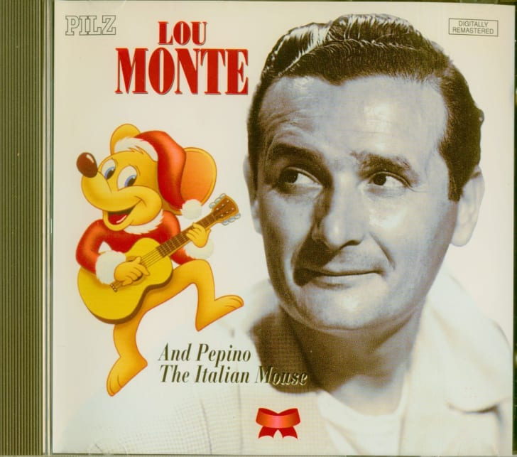 Lou Monte and Pepino the Italian Mouse album