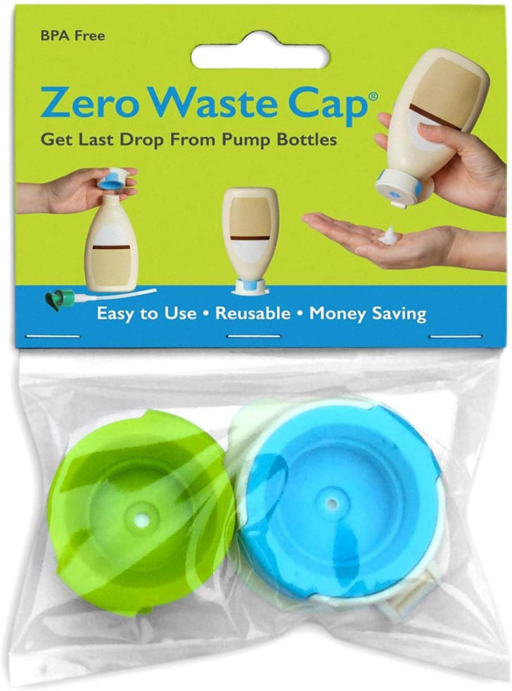 No-waste cap