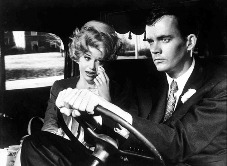 Jane Fonda and Jim Hutton in Period of Adjustment (1962)