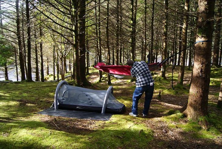Crua Outdoors tent