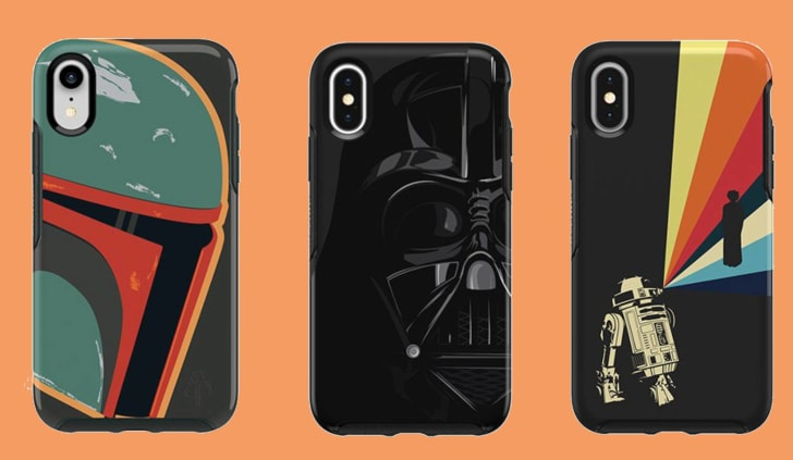 Star Wars phone cases from OtterBox.