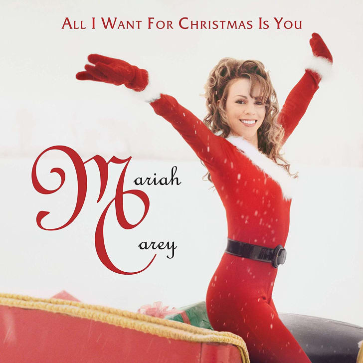 All I Want For Christmas Is You CD Single