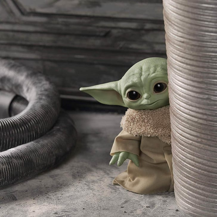 Baby Yoda talking toy