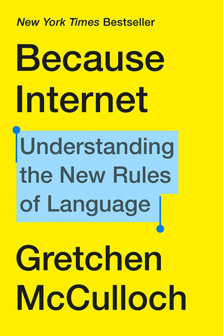 Because Internet book cover