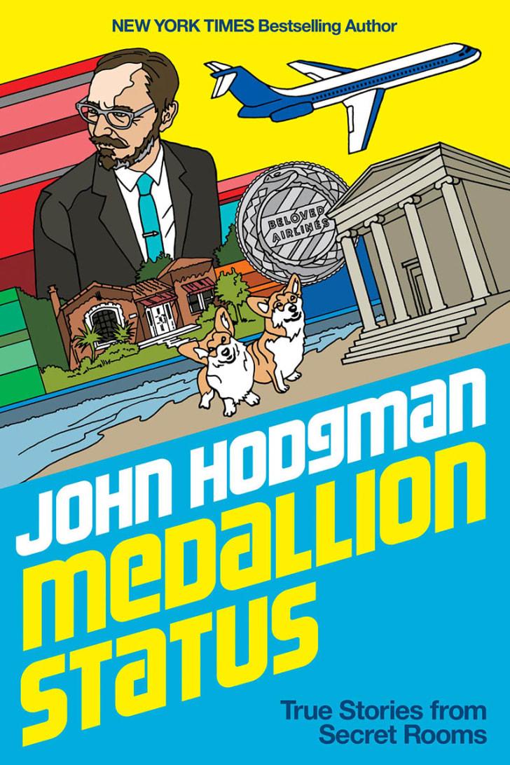 Medallion Status book cover