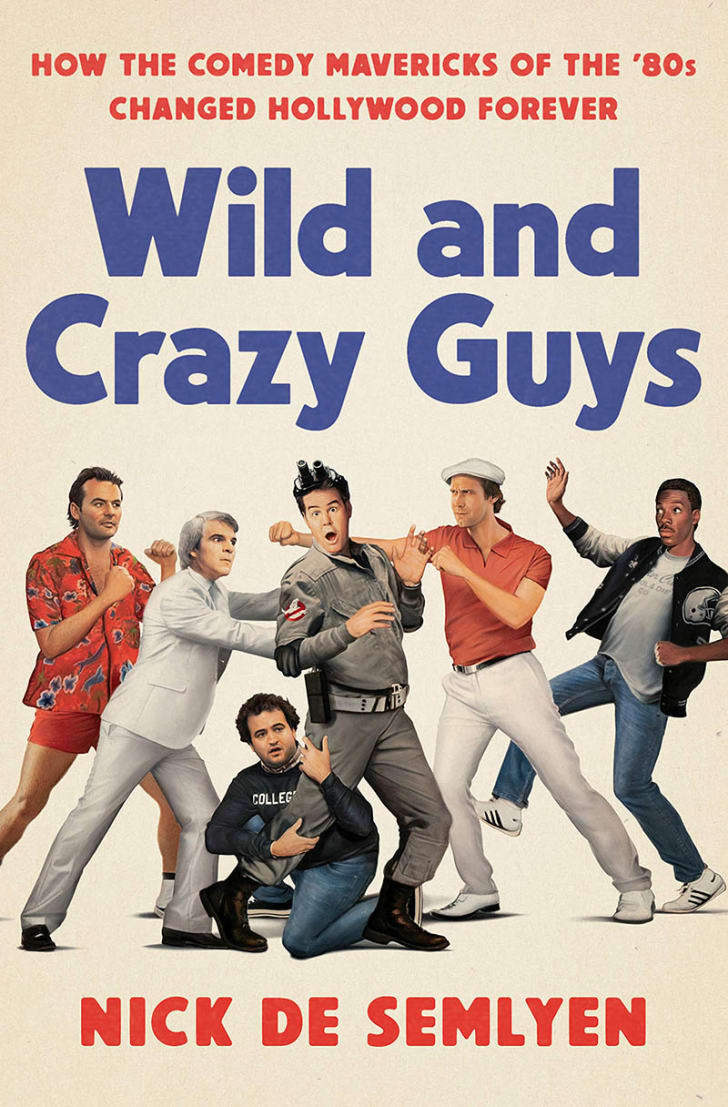 Wild and Crazy Guys book cover