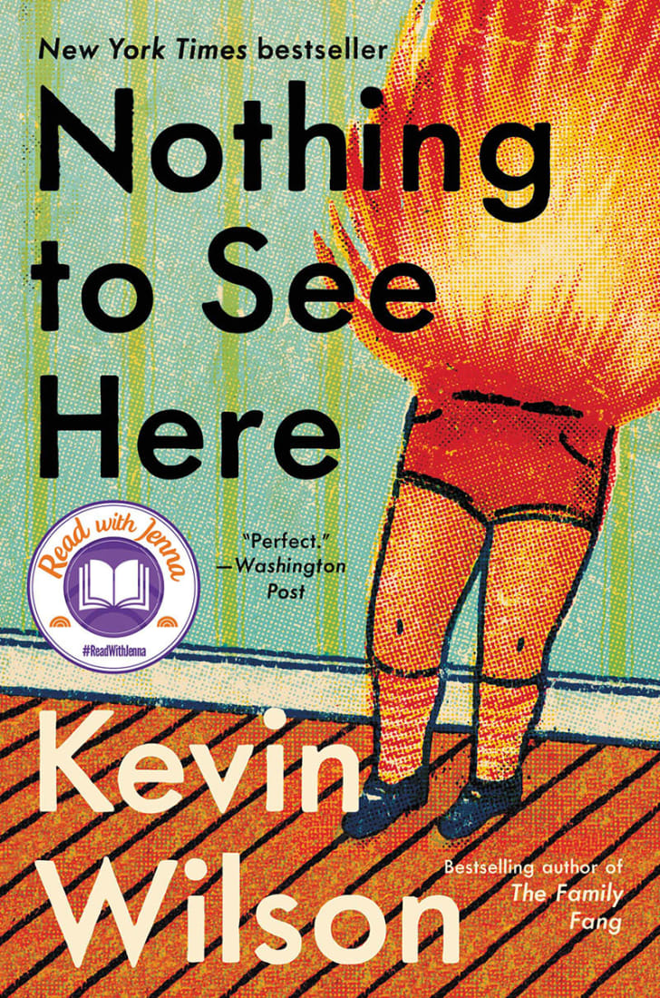 Nothing to See Here book cover