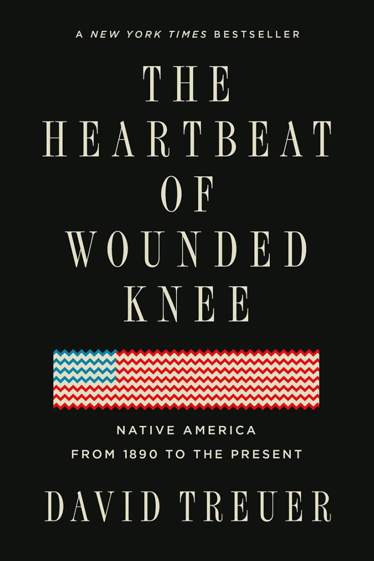 The Heartbear of Wounded Knee book cover