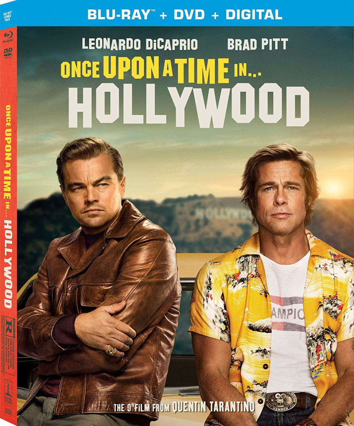 Once Upon a Tie in...Hollywood