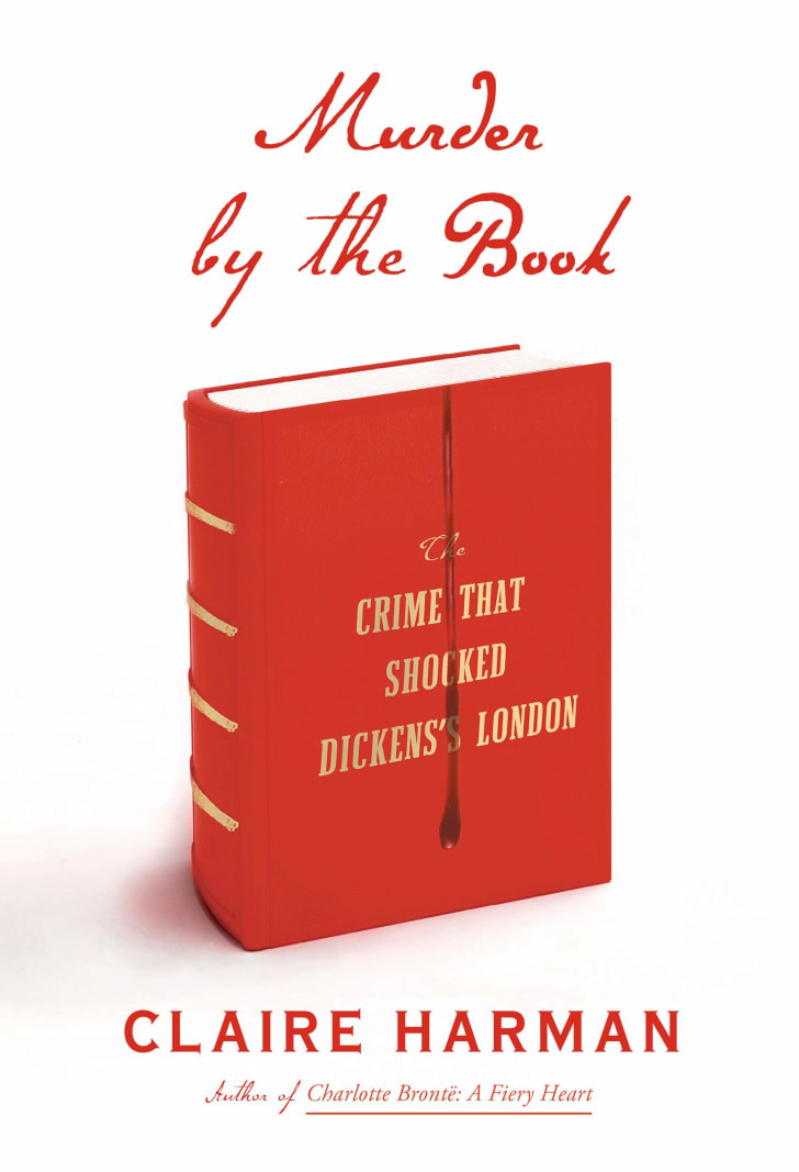 Crime that Shocked Dicken's London book