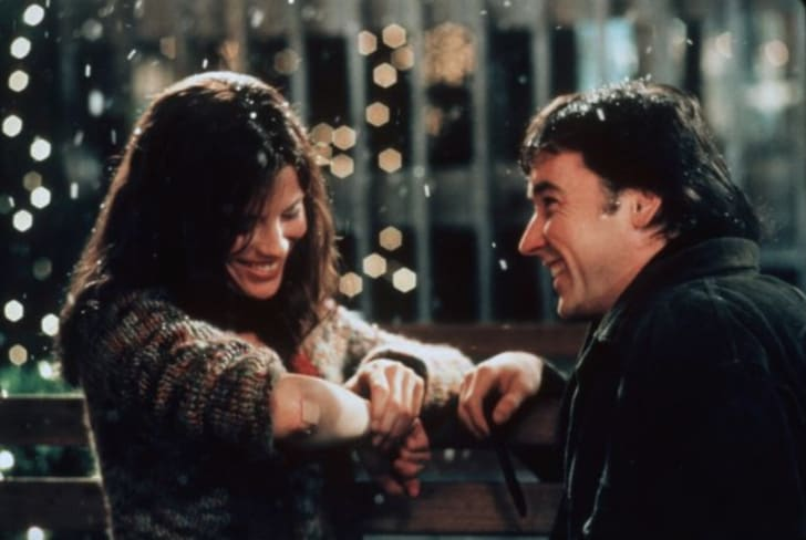 John Cusack and Kate Beckinsale in Serendipity (2001)