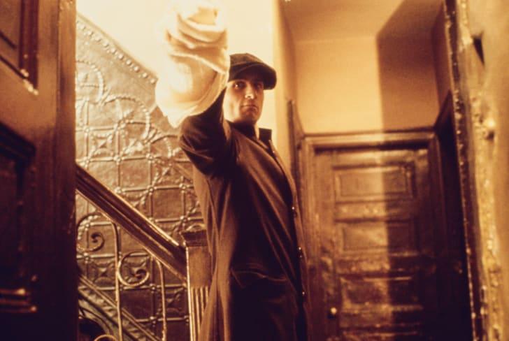 Robert De Niro in 'The Godfather Part II (1974)