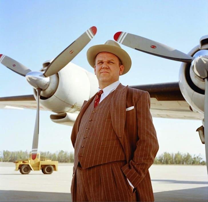 John C. Reilly in The Aviator (2004)