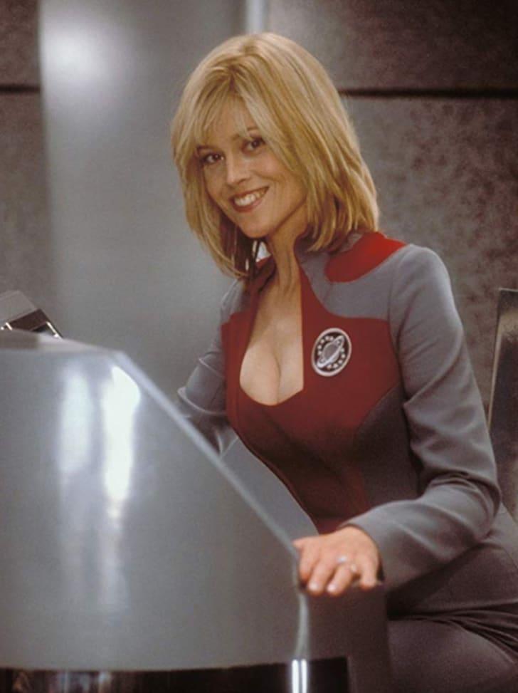 Sigourney Weaver in Galaxy Quest (1999)
