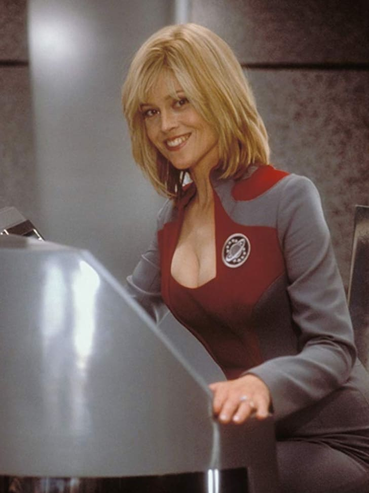 Sigourney Weaver in Galaxy Quest (1999)