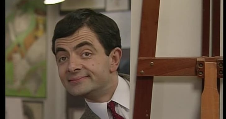 how many episodes of mr bean