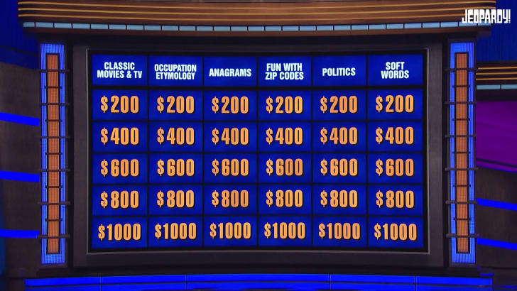 jeopardy! game show