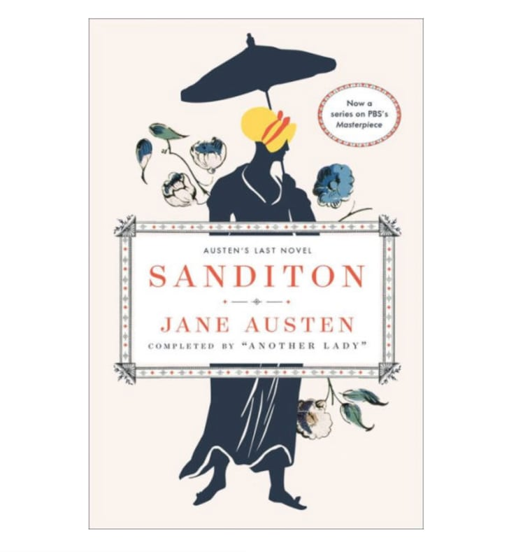 The cover of Jane Austen's 'Sanditon'