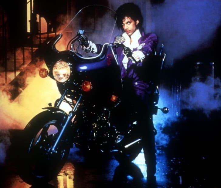 Prince in Purple Rain (1984)